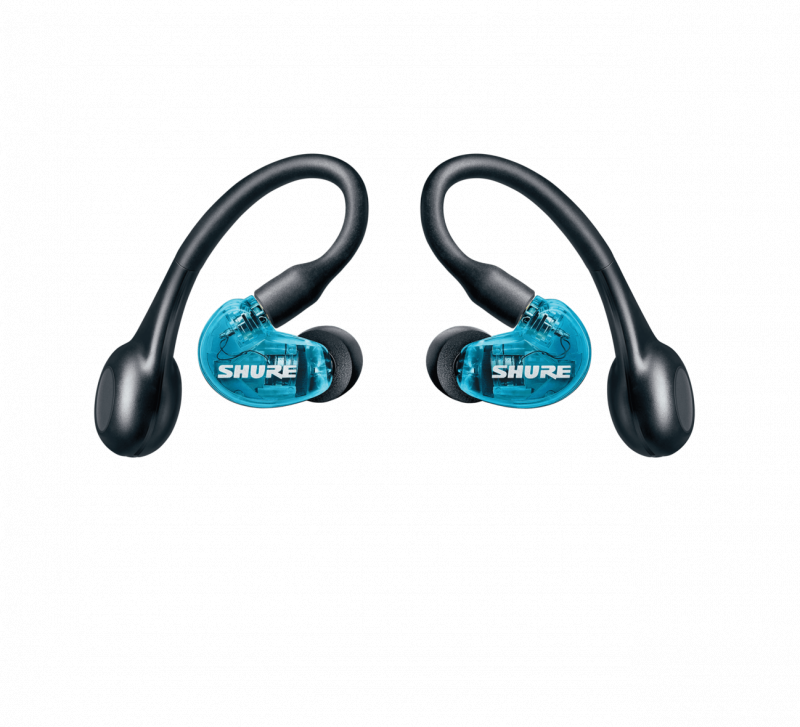 Shure AONIC 215 TRUE WIRELESS 真無線隔音耳機[4色]