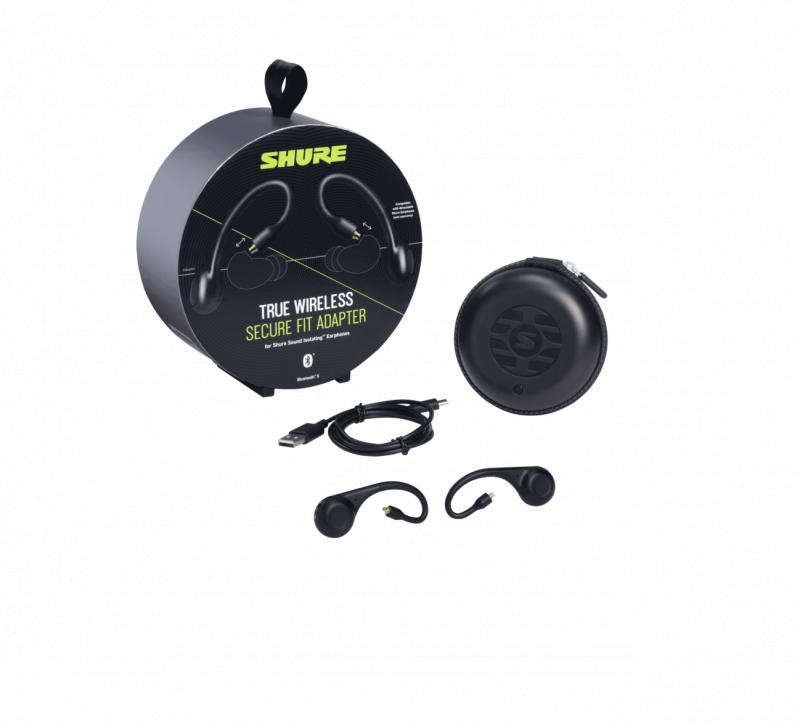 Shure RMCE-TW1 MMCX隔音耳機真無線轉換器