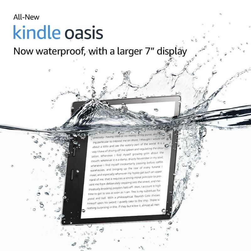 Amazon Kindle Oasis 2 (2017) Wi-Fi 32GB