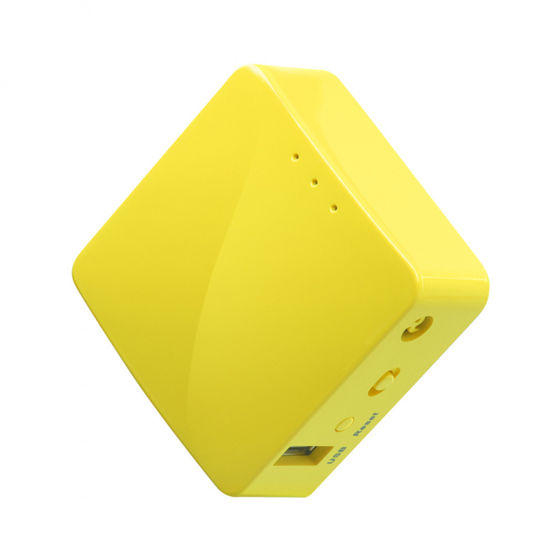 GL.iNET GL-MT300N-V2 (Mango) 迷你 VPN 路由器
