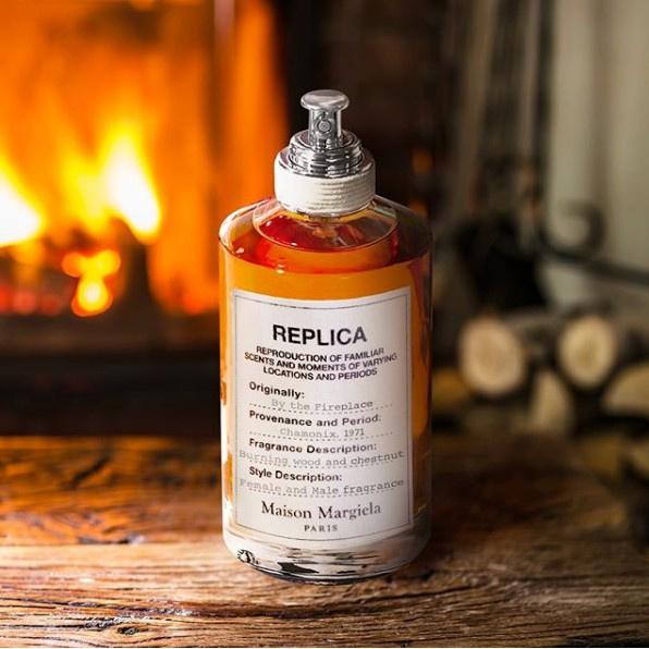 Maison Margiela Replica By The Fireplace EDT 壁爐火光中性淡香水 100ml