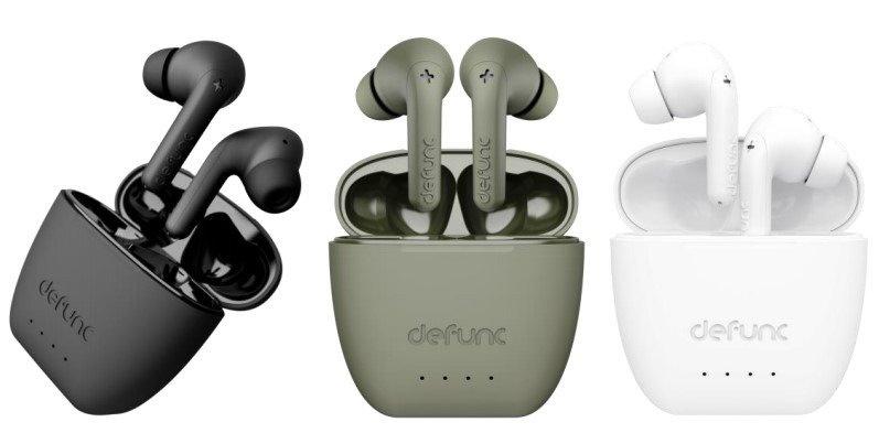 Defunc True Mute 主動降噪真藍牙耳機