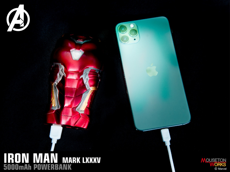 Ironman 行動電源 5000mAh [2款]