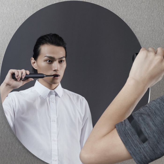 素士 聲波電動牙刷 X3U (黑色) - 牙刷 聲波 電動牙刷