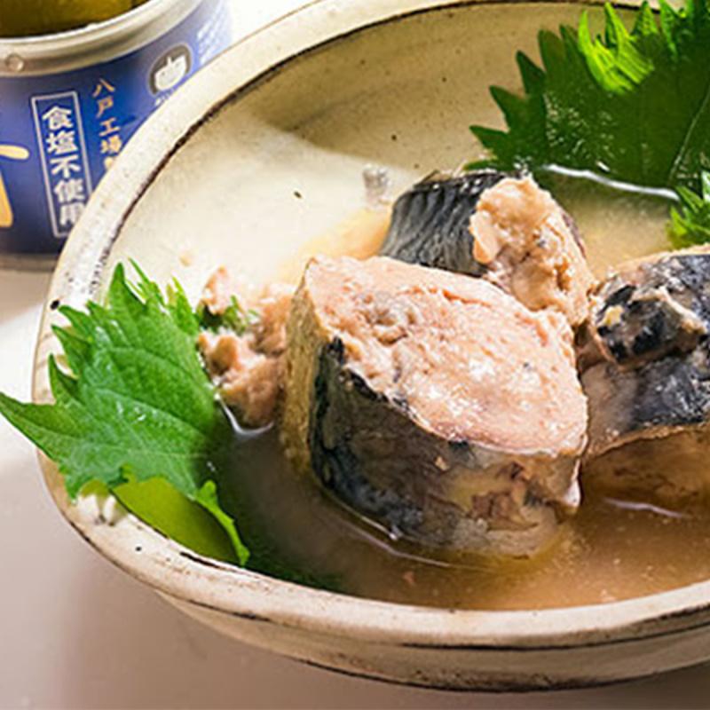 日本 伊藤食品 健康無鹽水煮 鯖魚罐頭 190g【市集世界 - 日本市集】