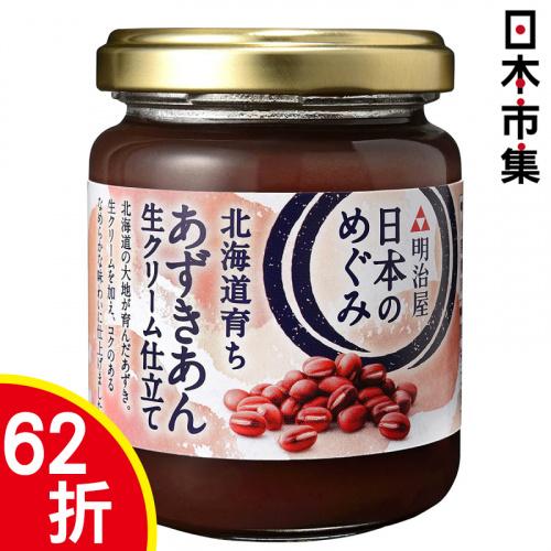 日本 明治屋 日本風味 北海道紅豆醬150g