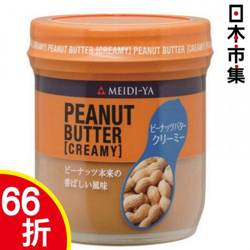 日本 明治屋 香濃花生醬 200g