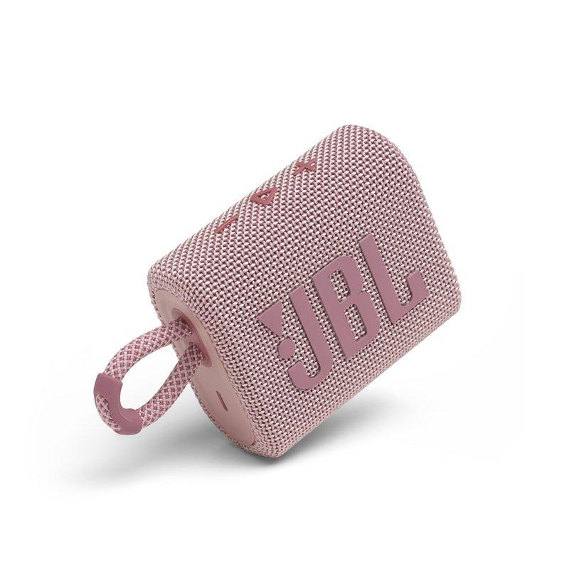 JBL GO 3 迷你防水藍牙喇叭 [5色]