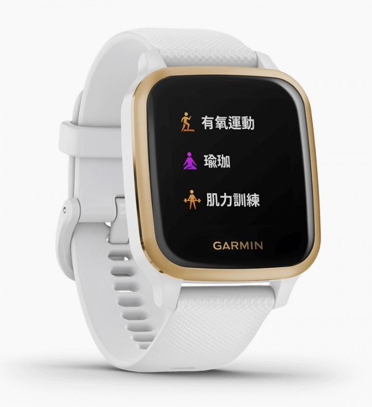 Garmin Venu Sq GPS 智能運動手錶 [繁/簡/英版] [3色]