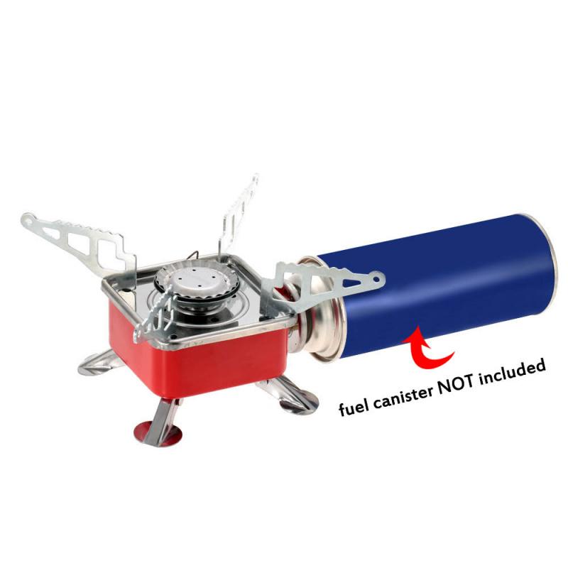 TOMSHOO 便攜式戶外丁烷氣露營野餐爐灶燃燒器 2800W