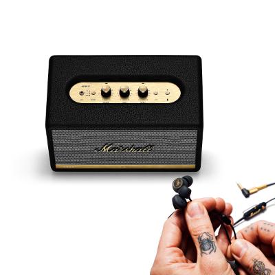 Marshall Acton II With Voice Google 藍牙喇叭 + Mode EQ 入耳式耳機 套裝