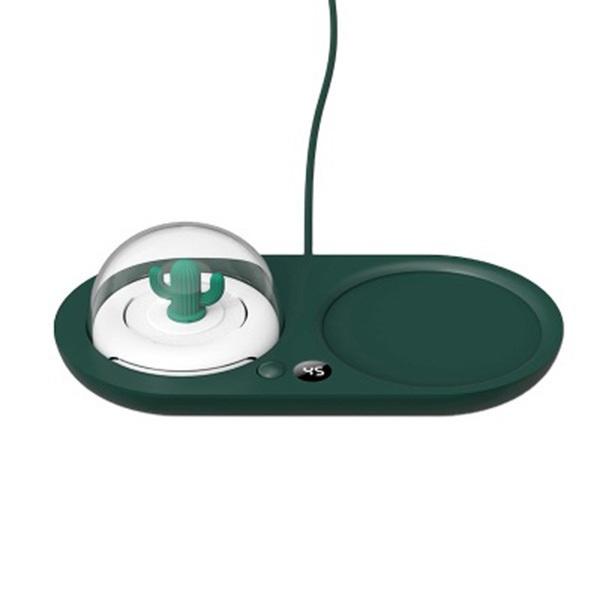 TSK LED恆溫暖杯墊 [2色]