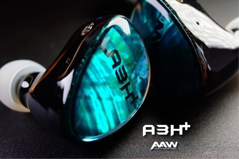 AAW A3H+ 入耳式耳機 - Hong Kong Edition (限量版)