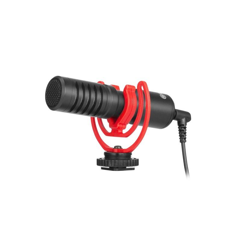 BOYA Super-Cardioid Condenser Microphone BY-MM1+