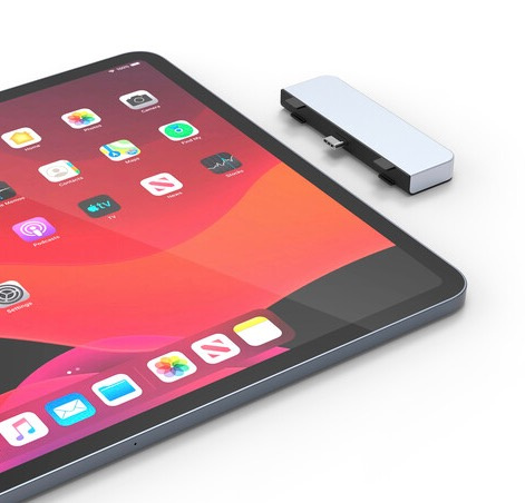 HyperDrive 4-in-1 USB-C Hub for iPad Pro/Air 擴展器[HD319E][2色]