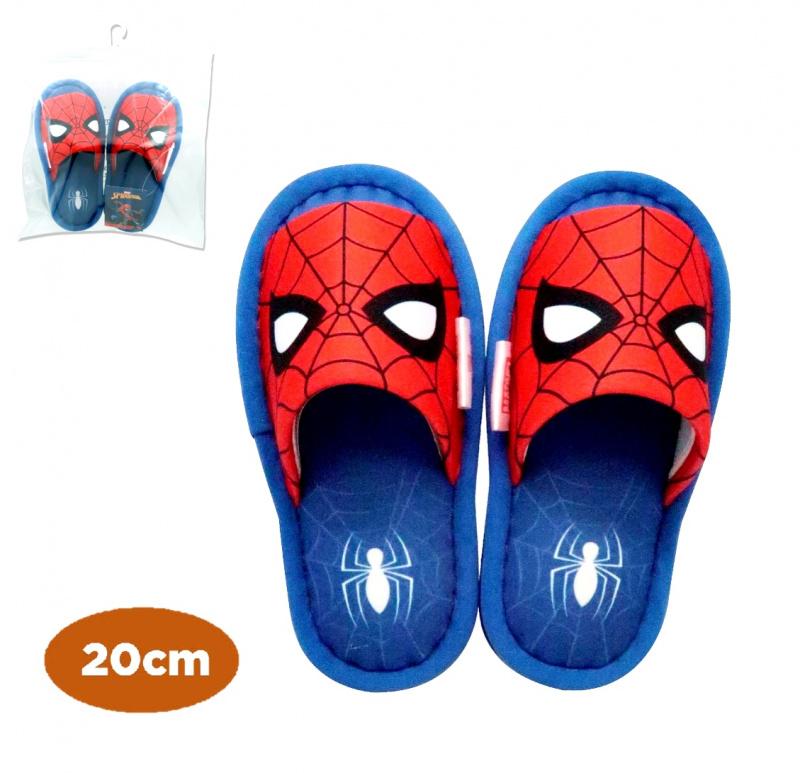 蜘蛛俠//反斗奇兵魔雪奇緣兒童拖鞋(20-22cm)