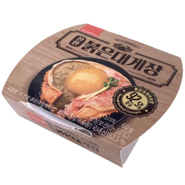 Goremi - 韓國特濃即食蟹味噌(60g) (Frozen)