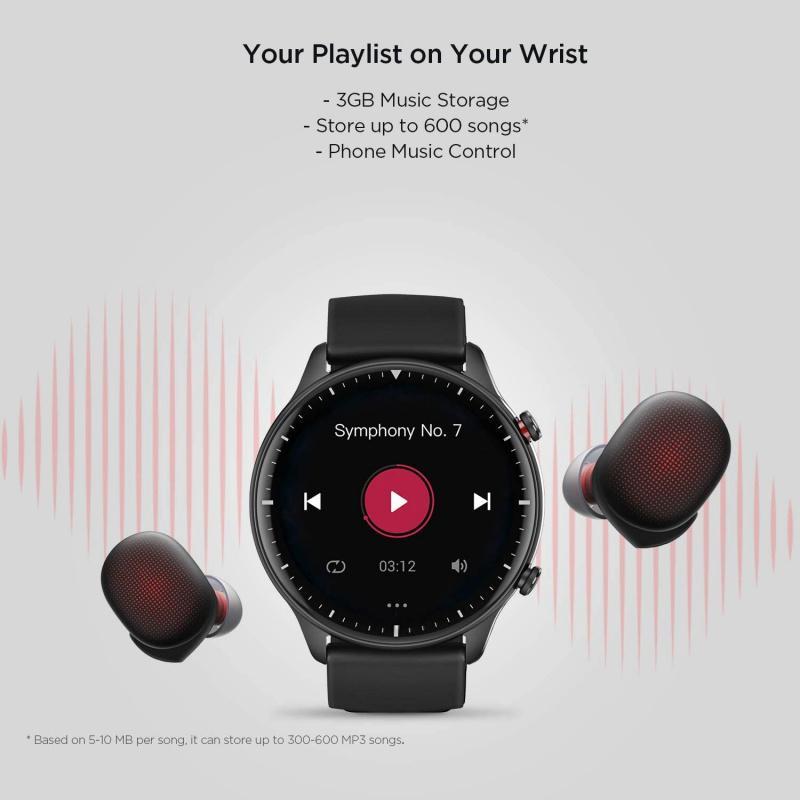 Amazfit (華米) GTR 2 智能手錶 🤩