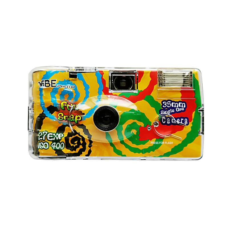 Vibe彩色一次性35mm菲林相機📸📸