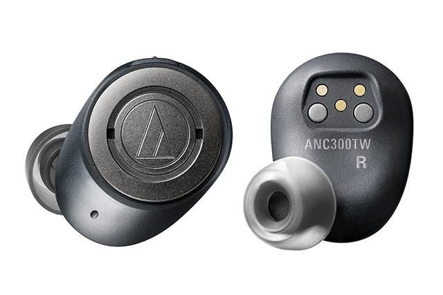 Audio-Technica ATH-ANC300TW真無線抗噪 🎶🎶獨家Quietpoint抗噪技術