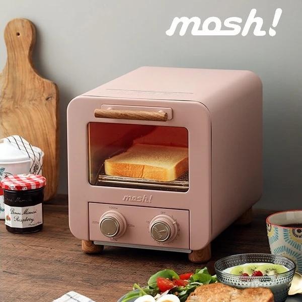 日本Mosh 復古電烤箱 [2色]