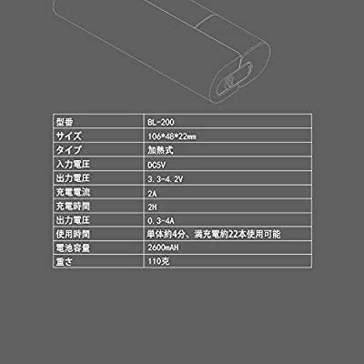 IQOS 兼容機 韓國品牌 BL-200 2600mAh 大容量 可連續吸22支 附帶自動清潔功能 及 煙彈便攜器