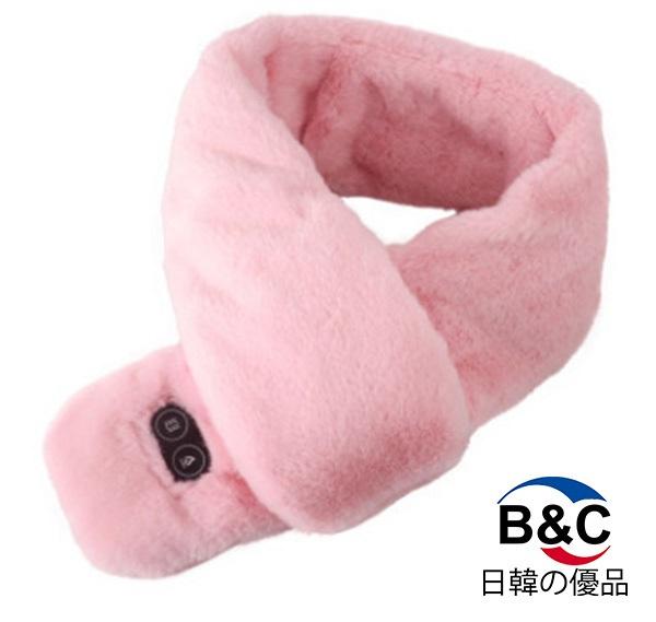 B&C 智能石墨烯發熱保暖頸巾 [2色]