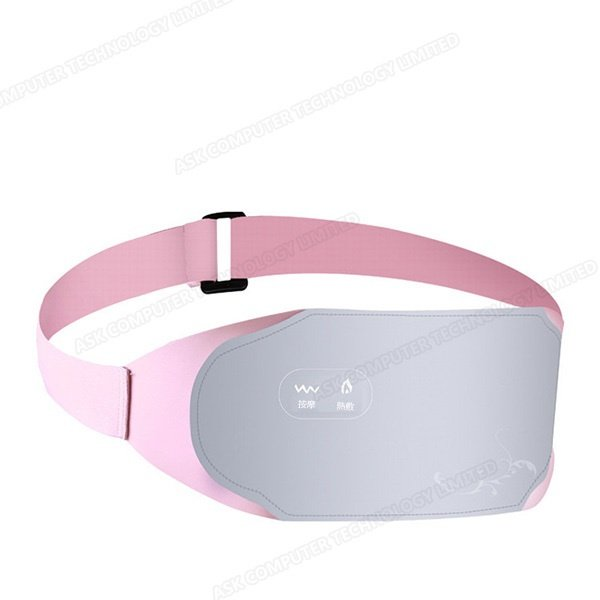 韓國B&C無線充電加熱震動暖宮寶熱敷護腰帶