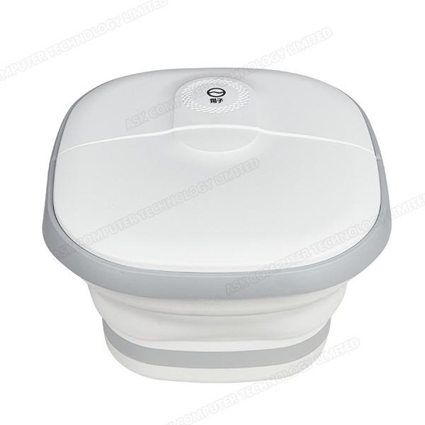 B&C 家用便攜電動加熱折疊足浴盆