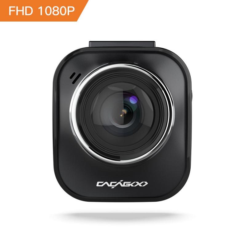 CACAGOO 2英寸TFT LCD全高清1080P車載DVR儀錶盤錄像機HDR夜視