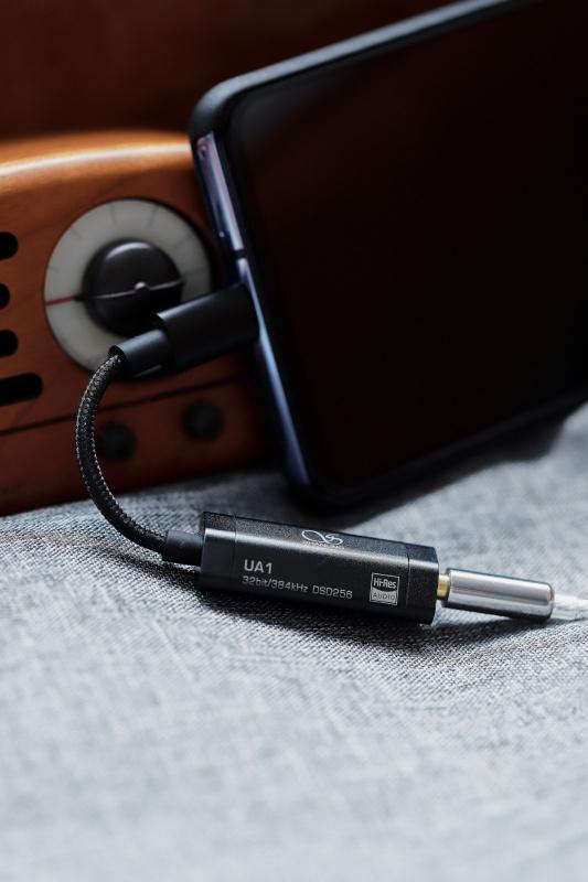 Shanling UA1 Type-C USB解碼