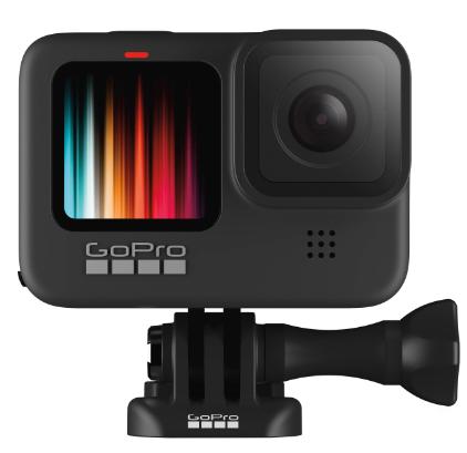 GoPro Hero 9 Action Camera 運動攝錄機 [黑色]