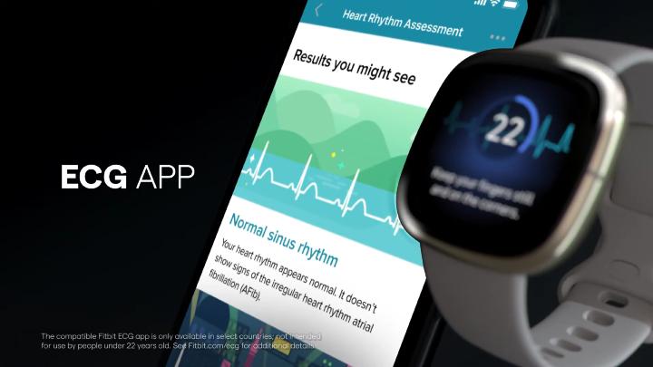 Fitbit SENSE 智能手錶