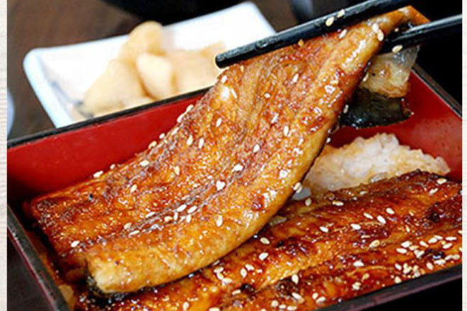 原條蒲燒鰻魚 (1包3條裝)