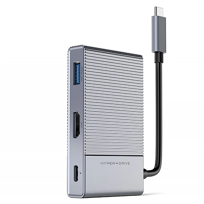 HyperDrive GEN 2 6 Port USB-C Hub  6合1 擴展器 HD-G206