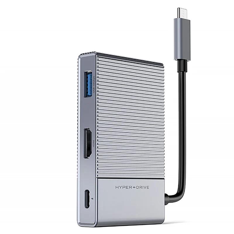 HyperDrive GEN 2 6 Port USB-C Hub 6合1 擴展器 HD-G206