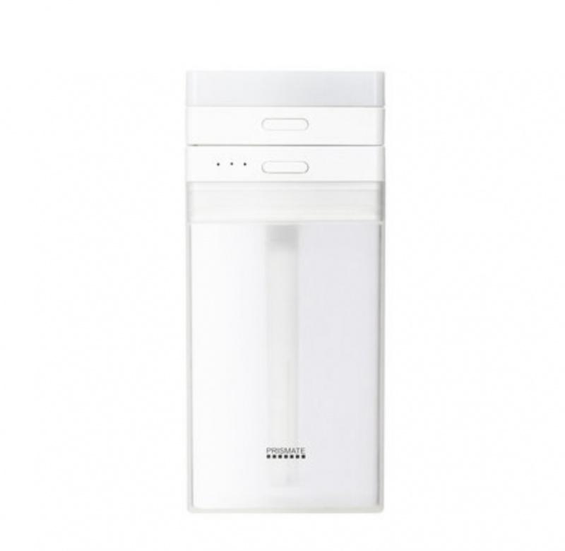 @PL • 日本PRISMAT可充電無線加濕器,帶拆除式LED燈