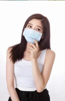 Accmask 台灣製造成人外科掛耳口罩 V032