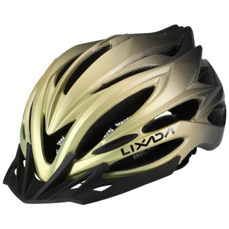 Lixada透氣自行車頭盔