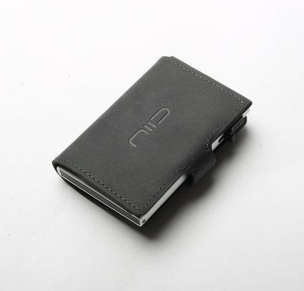 NIID Slide Mini Wallet 大容量多卡位防盜真皮銀包【多色】