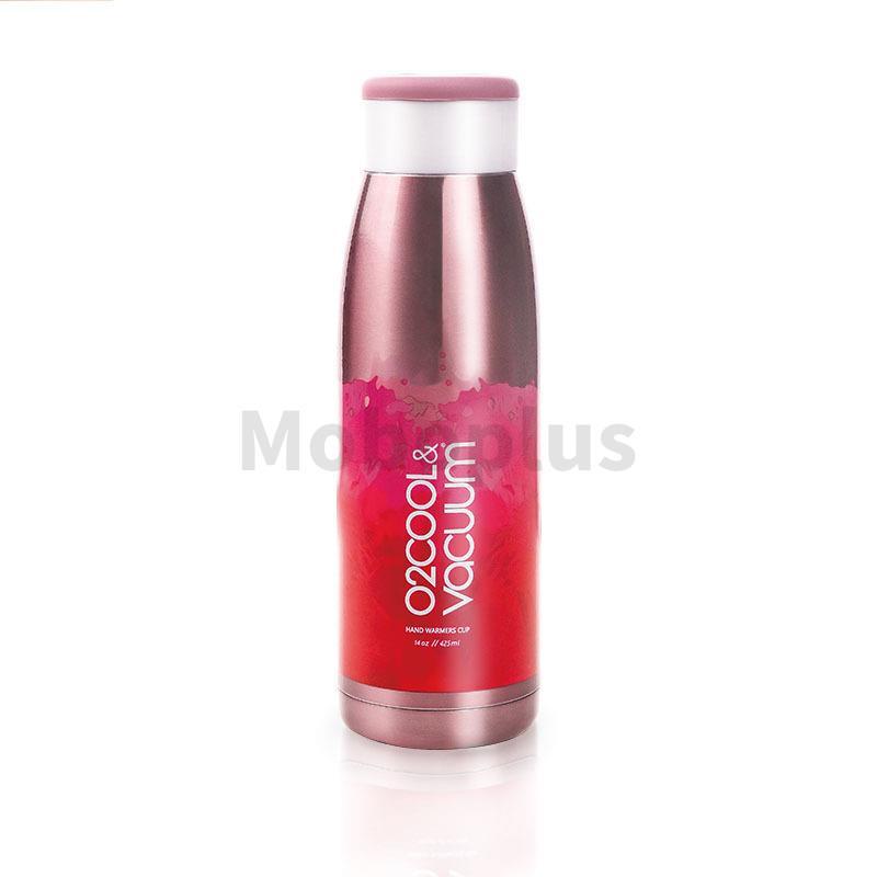 O2COOL-Vacuum 暖手搖搖保溫杯 425ml