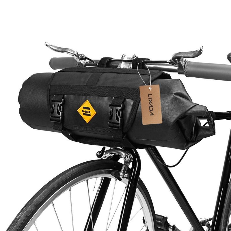 Lixada防水自行車前籃包