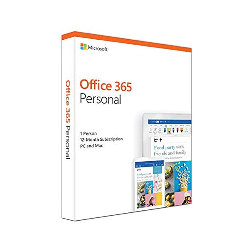 Microsoft Office 365 個人版 US Version (12 months)