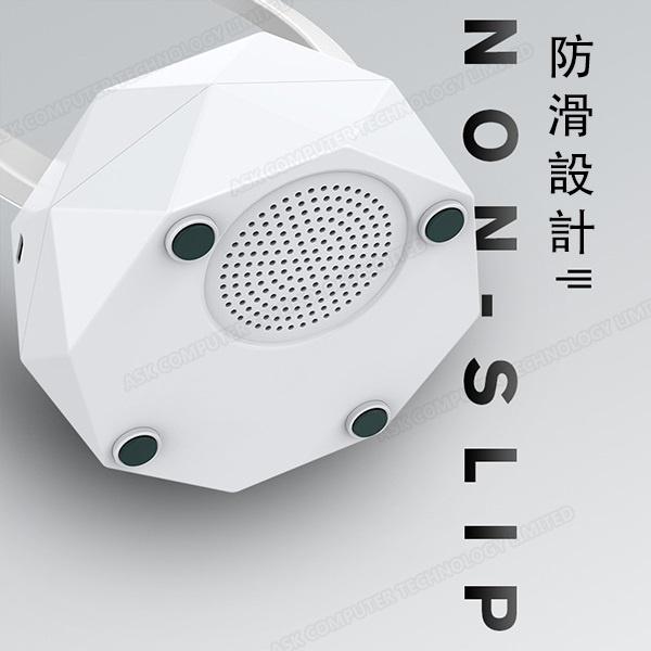 韓國B&C新款炫彩燈光藍牙喇叭 便攜式手機無線藍牙音響喇叭