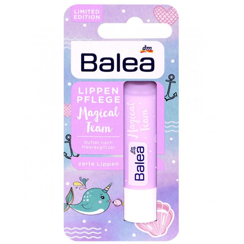 德國 Balea 芭樂雅 海洋夢幻 潤唇膏 4.8g【市集世界 - 德國市集】