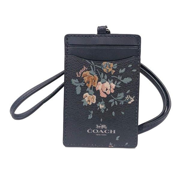 COACH 掛式證件卡套 [79945 / 63274 / F63274 / F84638 / 91792 / 3356 / 3354]