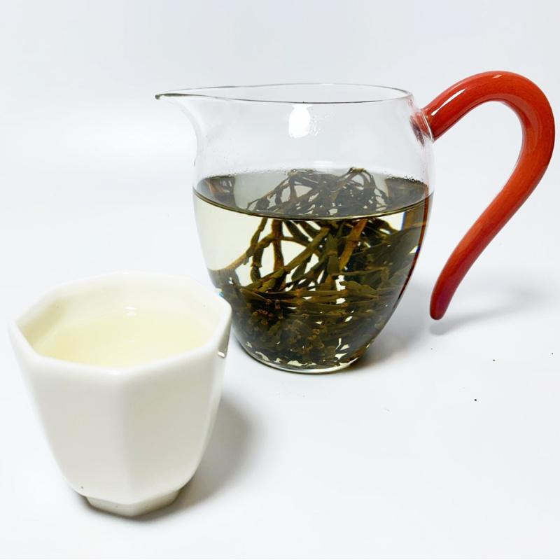 滋潤養生 高級布朗山 500年古樹 野生螃蟹腳茶 50g【市集世界 – 市集茶莊】