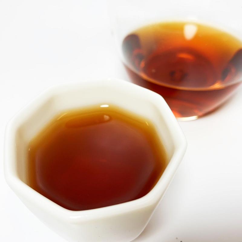 永德 300年古樹發酵 桂花香普洱熟茶粒 100g【市集世界 – 市集茶莊】