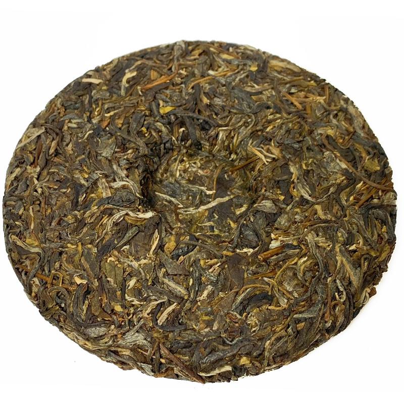 勐庫懂過 300年古樹 普洱生茶餅 200g小餅【市集世界 – 市集茶莊】