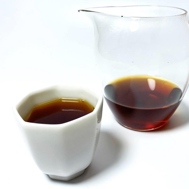 1996年 勐海 300年古樹 黃片普洱生茶磚 250g【市集世界 – 市集茶莊】